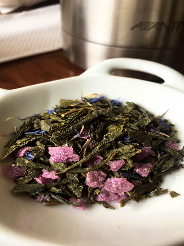 luyu hojas de té