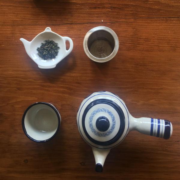 luyu ritual de té