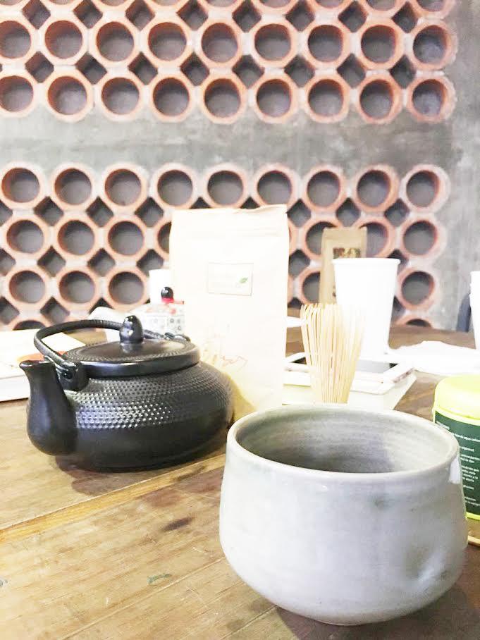 Tetera Tea Room